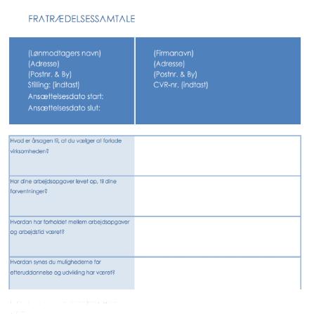 Skabeloner og værktøjer - Lønseddel, Kørebog, kontrakt | Lønguiden